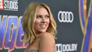 Scarlett Johansson Settles 'Black Widow ...