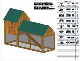 Blog   EZ House PlansBest Backyard Chicken Coop House Plan