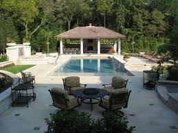 top 6 pool deck patio design ideas