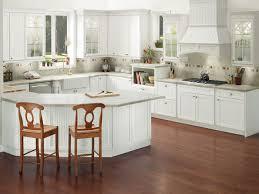 kitchen kraftmaid brookfield maple in dove white
