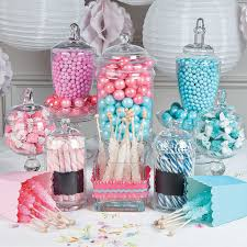 gender reveal baby shower unique lovely baby shower candy buffet baby shower ideas