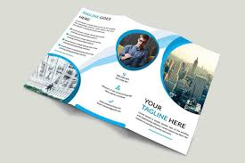 Business Trifold Brochure Design Psd Free Download