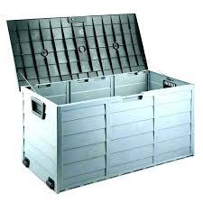 large plastic garden storage boxes plastic garden storage boxes plastic garden storage units storage full image