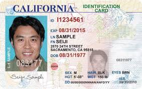 Id 470a Drivers Ca License Penal Card Code Or Counterfeit Forged