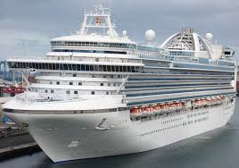 crown princess cruise ship