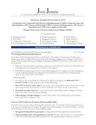 Cover Letter Marketing Resume Sample Marketing Resume Samples 2014
