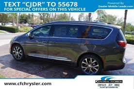 2018 chrysler town and country limited. exellent town 2018 chrysler pacifica limited in orlando fl  central florida  jeep dodge ram to chrysler town and country limited