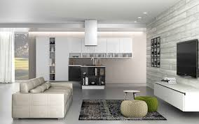 Cucina e soggiorno in un unico ambiente: 3 stili cose di casa