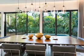 Dining room table lighting Lighting Ideas Read More Niche Modern Modern Dining Room Lighting
