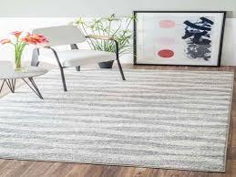 mercury row lada abstract waves gray white area rug reviews white area rug