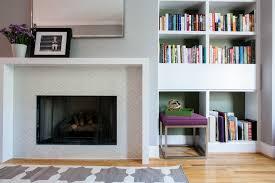 modern fireplace mantels ideas