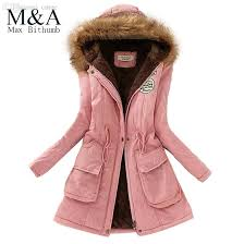 2018 whole 2016 womens faux fur lined parka coats outdoor winter hooded long jacket plus size snow wear coat large fur thickening outerwear from cutee