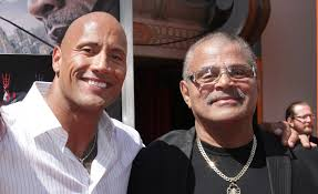 "Dwayne Johnson Honors Wrestling Dad: ""Rest Your Trailblazing ..."