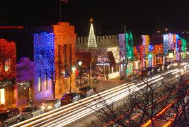 Birmingham Mi Christmas Tree Lighting The Big Bright Light Show Rochester Mi Holiday Lights