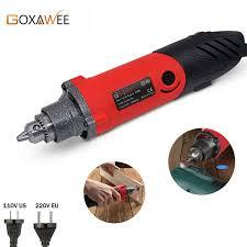 GOXAWEE <b>240W</b> Big Power <b>Electric</b> Mini Drill Grinder <b>Engraver</b> ...