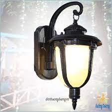 25 Mẫu đèn trang trí ngoài trời đẹp chất [giá rẻ] ở TPHCM