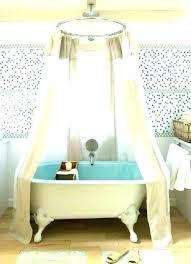 clawfoot tub shower curtain solutions tub shower curtain bathtub shower curtain bathtub shower curtain curtain bright