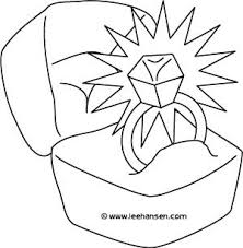 Printable Wedding Color Pages Coloring Pages