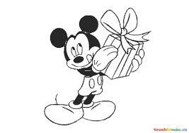 Hình ảnh chuột Mickey đẹp nhất | Trang tô màu, Chuột mickey, Chuột minnie