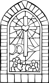 Lijdenstijd Kalender Kleurplaat Pasen Opstanding Kruis