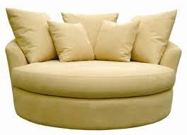 sofas awesome swivel sofa living sofa round cuddle chair big