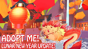LUNAR NEW YEAR 2021 UPDATE IN ADOPT ME 🐲 Roblox Adopt Me New Pets and  Ideas + Leaks - YouTube