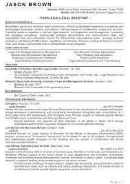 Legal Assistant Resume Gorgeous Legal Assistant Resume Samples Objectives Sample Secretary Templates