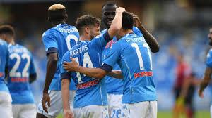 Napoli vs. Atalanta - Match Report - October 17, 2020