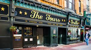 Old Boston Garden Seating Chart Boston Bars Near Td Garden Bruins And Celtics Bars