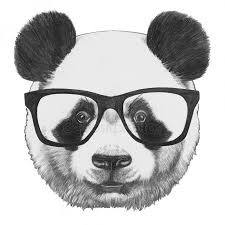 Panda Kunst Stockfotos Rechtenvrije Panda Kunst Afbeeldingen