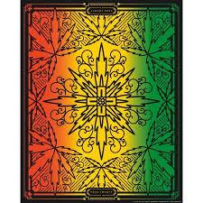 420 Rasta Poster Print By Jj Brando