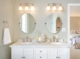 oval mirrors for bathroom. Image Of: Best Bathroom Lights Over Mirror Oval Mirrors For I