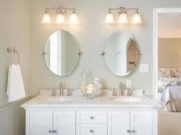 best bathroom lights over mirror