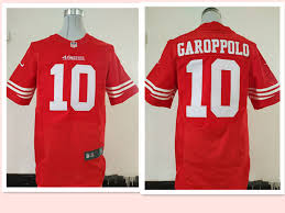 Cheap wholesale Scarlet Stitched On 10 Garoppolo Jimmy Jersey Nfl From San Sale Elite Francisco Men's Nike Team 49ers for Red China Color dbbecbdccdacb|NY Jets 0-2 @ New England Patriots 2-0: Week 3