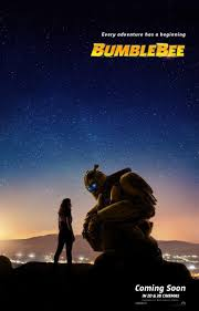 Bumblebee (also known as transformers: New Transformers Spinoff Bumblebee Movie Poster Revealed