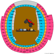 Consol Energy Center Seating Chart Monster Jam 35 Up To Date Rogers Center Seating Chart