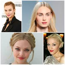 Middle Split Hair Style hottest middle part braided hairstyles haircuts and hairstyles 6673 by wearticles.com