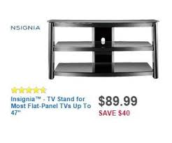 black friday tv stand deals. Interesting Friday Insignia  TV Stand For Most FlatPanel TVs Up To 47 Black Friday Tv Deals I4U News