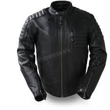 Interstate Leather Jacket Size Chart Defender Leather Jacket Fim 293 Chrz M