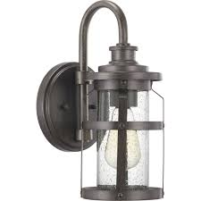 Light 103 Haslett Collection One Light Small Wall Lantern P560094