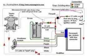 msd 6al wiring diagram ford tfi images 1965 ford 4000 wiring duraspark conversion mustangsteve