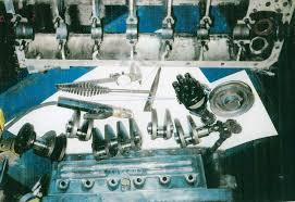 crosley engines more or less gas engines gas engine magazine crankshaft parts ready for welding