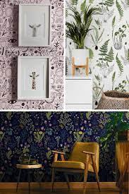 Stylish Removable Wallpaper Patterns ...