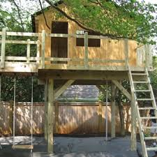 Free Treehouse Plans for Adults Fascinating Tree House Plans and
