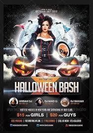 Top 30 Great Halloween Party Flyer Templates Download Flyer