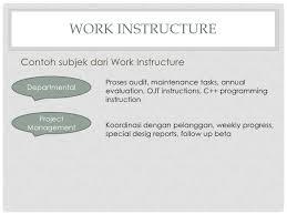 C14 Procedure Work Instructions