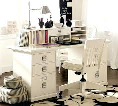 white home office desks. White Desk Home Office. Pottery Barn Office Desks Great Looking From . O