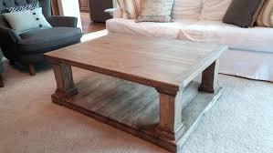 marvelous the modern farmhouse coffee table furniture white
