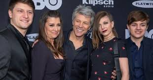 If you haven't caught it yet jon bon jovi chatted with the best in the business, @zane lowe, about the. Who Are Jon Bon Jovi S Children Details On The Singer S Family Life