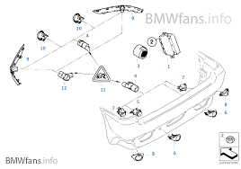 no beep on rear sensor bimmerfest bmw forums 3 in the diagram below to anyone else looking for the rear pdc speaker